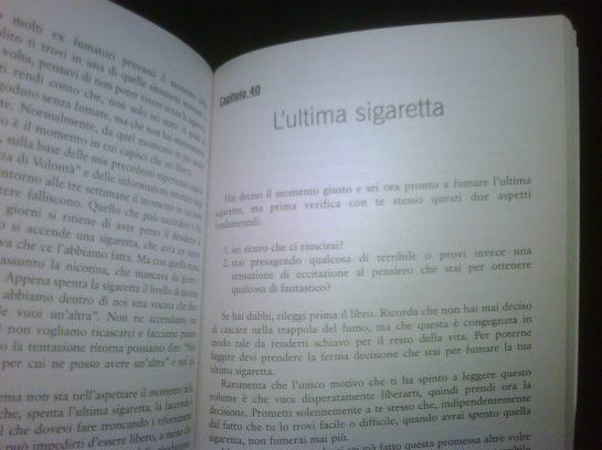 ultima sigaretta