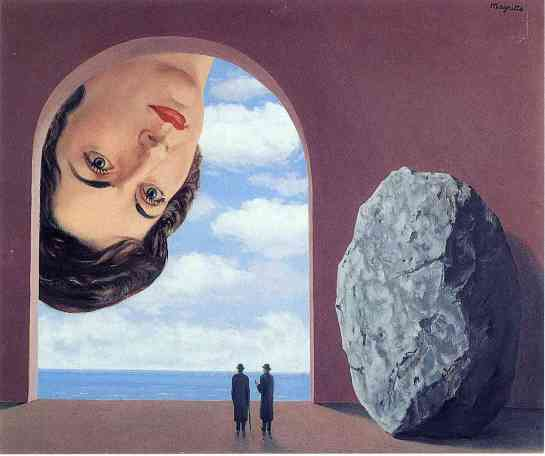 Magritte - Portrait of Stephi Langui